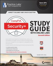 CompTIA Security+ Study Guide with Online Labs av Emmett Dulaney, Chuck Easttom, James Michael Stewart og S. Russell Christy (Heftet)