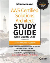 AWS Certified Solutions Architect Study Guide with Online Labs av David Clinton og Ben Piper (Heftet)
