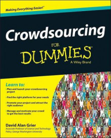 Crowdsourcing For Dummies av David Alan Grier (Heftet)