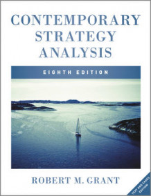 Contemporary Strategy Analysis 8e, Text and Cases av Grant, og RMB, (Heftet)
