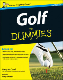 Golf For Dummies av Gary McCord, Alicia Harney og Tony Smart (Heftet)
