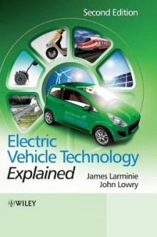 Electric Vehicle Technology Explained av James Larminie og John Lowry (Innbundet)