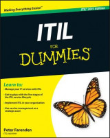 Omslag - ITIL For Dummies