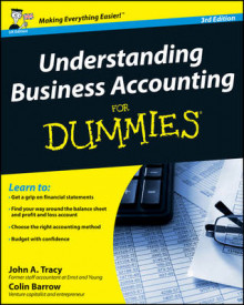 Understanding Business Accounting For Dummies av John A. Tracy og Colin Barrow (Heftet)