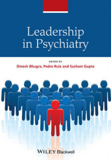 Leadership in Psychiatry (Innbundet)