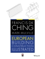 European Building Construction Illustrated av Francis D. K. Ching og Mark Mulville (Heftet)
