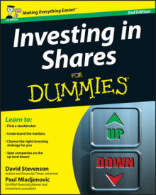 Investing in Shares For Dummies av David Stevenson og Paul Mladjenovic (Heftet)