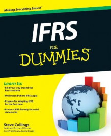IFRS For Dummies av Steve Collings (Heftet)