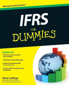 IFRS For Dummies av Steven Collings (Heftet)