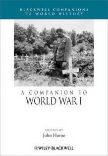 A Companion to World War I (Heftet)