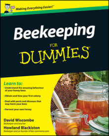 Beekeeping For Dummies av David Wiscombe og Howland Blackiston (Heftet)