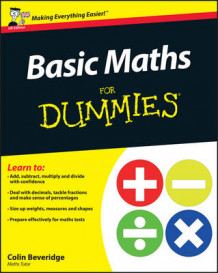 Basic Maths for Dummies av Colin Beveridge (Heftet)