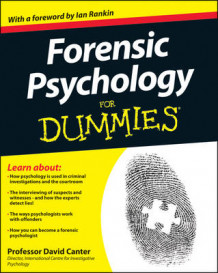 Forensic Psychology for Dummies av David V. Canter (Heftet)