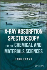 Omslag - X-ray Absorption Spectroscopy for the Chemical and Materials Sciences