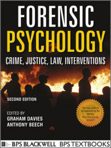 Forensic Psychology av Graham M. Davies og Anthony R. Beech (Heftet)