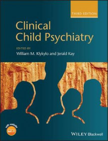 Clinical Child Psychiatry (Heftet)