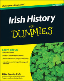 Irish History For Dummies av Mike Cronin (Heftet)