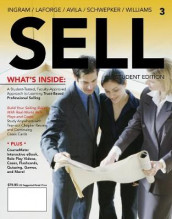SELL (with CourseMate Printed Access Card) av Ramon A. Avila, Thomas N. Ingram, Raymond W. LaForge, Charles H. Schwepker Jr og Michael Williams (Blandet mediaprodukt)