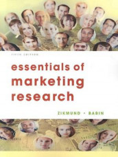 Essentials of Marketing Research av Barry J Babin og William G Zikmund (Blandet mediaprodukt)