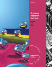 Business Research Methods av Barry J. Babin, Jon Carr, Mitch Griffin og William G. Zikmund (Blandet mediaprodukt)