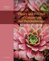 Omslag - Cengage Advantage Books: Theory and Practice of Counseling and Psychotherapy, Loose-Leaf Version