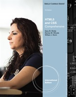 HTML5 and CSS av William J. Dorin, Gary B. Shelly og Denise Woods (Heftet)