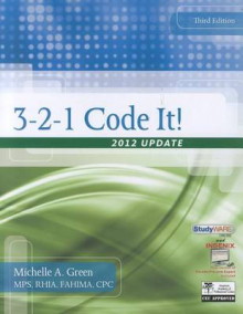 3-2-1 Code It! av Michelle a Green og Anna Green (Heftet)