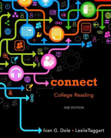 Connect College Reading av Leslie Taggart og Ivan G. Dole (Heftet)