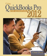 Omslag - Using Quickbooks Accountant 2012 for Accounting