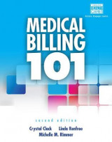 Omslag - Medical Billing 101 (with Cengage EncoderPro Demo Printed Access Card and Premium Web Site, 2 terms (12 months) Printed Access Card)