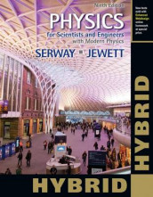 Physics for Scientists and Engineers with Modern Physics with Access Code, Hybrid av John W Jewett og Raymond A Serway (Heftet)