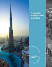 Physics for Scientists and Engineers, International Edition av John Jewett og Raymond Serway (Heftet)