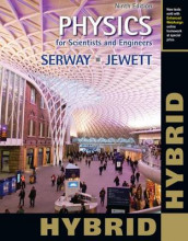 Physics for Scientists and Engineers, Hybrid (with Enhanced Webassign Homework and eBook Loe Printed Access Card for Multi Term Math and Science) av John W Jewett, Raymond A Serway og Serway (Heftet)