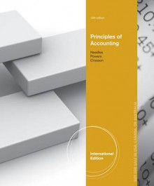 Principles of Accounting av Belverd E. Needles, Marian Powers og Susan Crosson (Heftet)