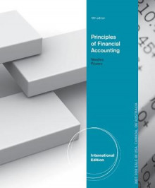 Principles of Financial Accounting av Belverd E. Needles og Marian Powers (Heftet)
