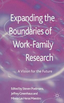 Expanding the Boundaries of Work-Family Research (Innbundet)
