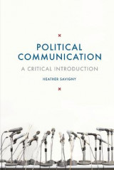 Omslag - Political Communication