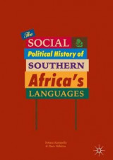 Omslag - The Social and Political History of Southern Africa's Languages