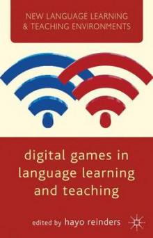 Digital Games in Language Learning and Teaching av Hayo Reinders (Heftet)