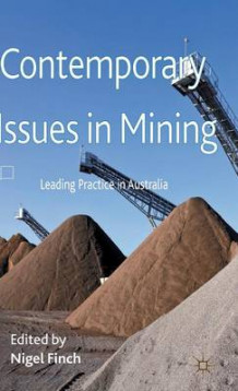 Contemporary Issues in Mining (Innbundet)