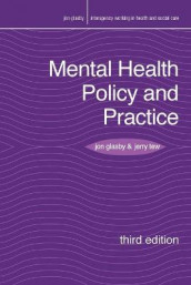 Mental Health Policy and Practice av Jon Glasby og Jerry Tew (Heftet)