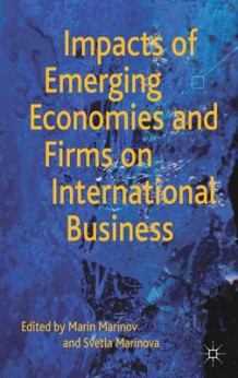 Impacts of Emerging Economies and Firms on International Business (Innbundet)