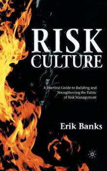 Risk Culture av Erik Banks (Innbundet)