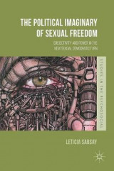 Omslag - The Political Imaginary of Sexual Freedom 2016