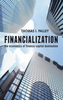 Financialization av Thomas I. Palley (Innbundet)