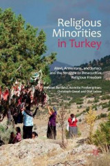 Omslag - Religious Minorities in Turkey