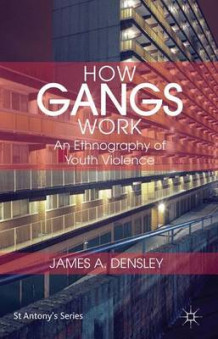 How Gangs Work av James Densley (Innbundet)