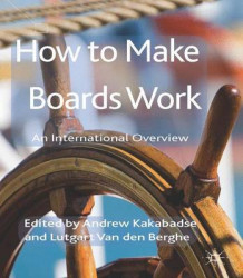 How to Make Boards Work (Innbundet)