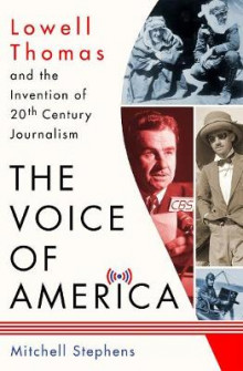 The Voice of America av Mitchell Stephens (Innbundet)