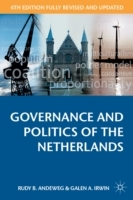 Governance and Politics of the Netherlands av Rudy B. Andeweg og Galen A. Irwin (Heftet)